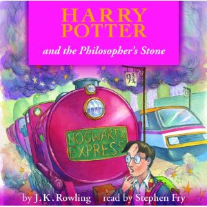 Harry Potter and The Philosopher's Stone - J.K. Rowling &  Stephen Fry