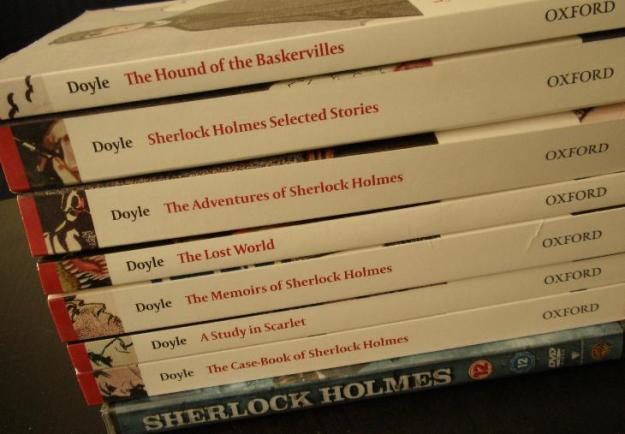 Sherlock Holmes Oxford World's Classics