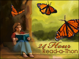 24 Hour Read-A-Thon