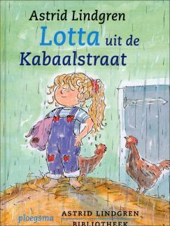 Lotta Uit de Kabaalstraat - Astrid Lindgren