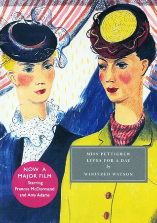 Les adaptations des romans Persephone Books Miss-pettigrew-lives-for-a-day-winifred-watson