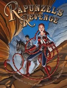 Rapunzel's Revenge - Hale