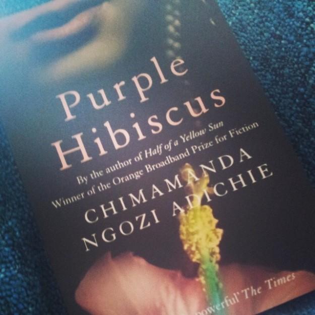 Purple Hibiscus - Chimamanda Ngozi Adichie // Harper Perennial, 2005